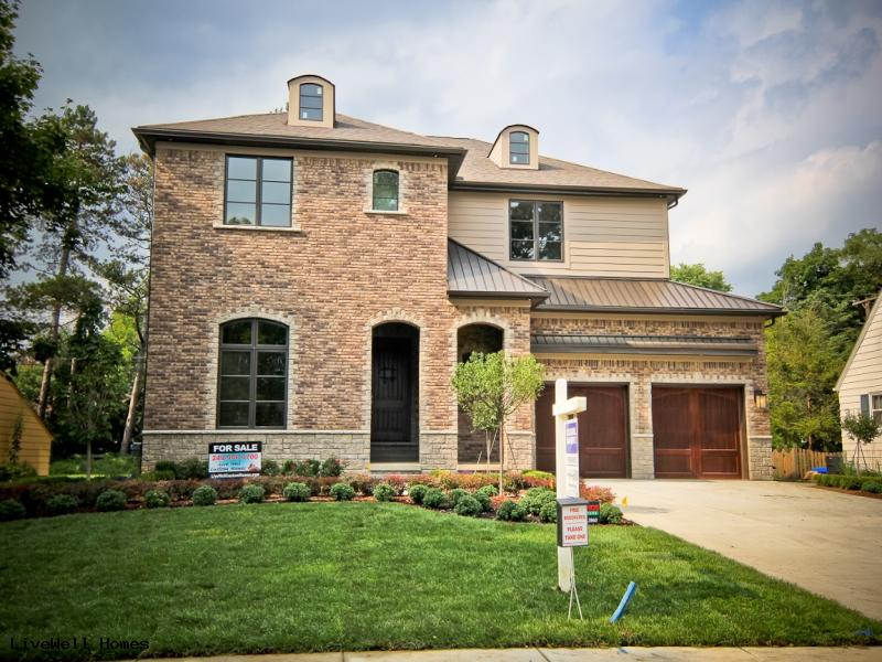 Live well custom homes for Home builders in birmingham alabama
