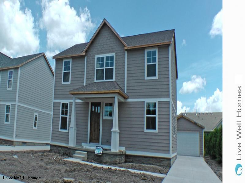 New Home in Royal Oak, MI at  3522 Durham Road,