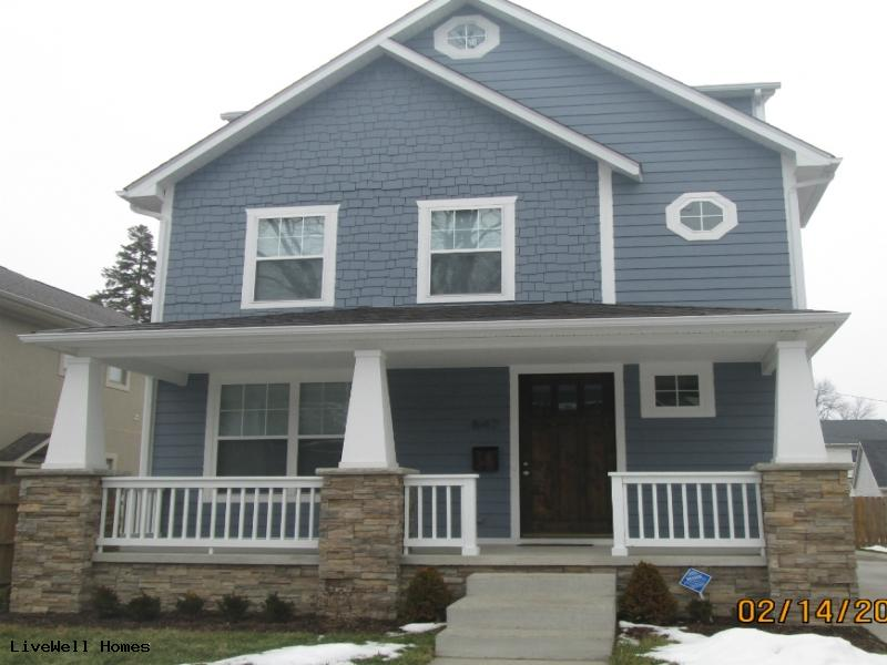 New Home at 409 Southlawn, Birmingham, Mi 48009
